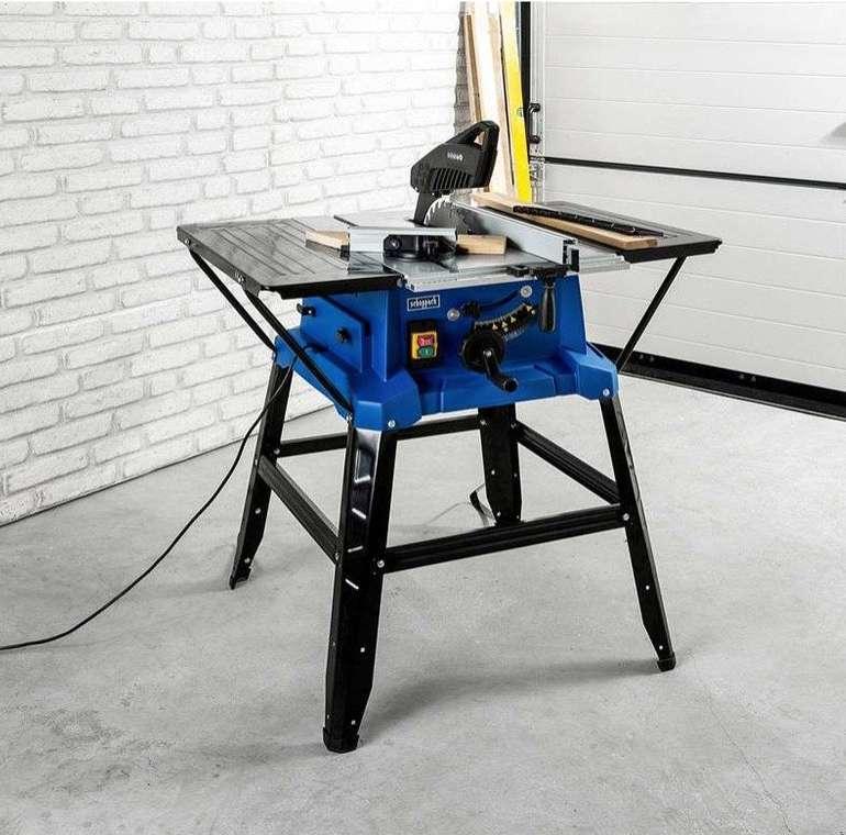 Scheppach HS250L Tischkreissäge mit 2000 Watt für 93,95€ inkl. Versand