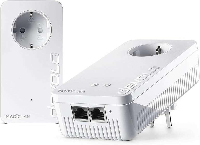 Devolo Magic 2 WiFi ac Starter Kit für 129,90€ inkl. Versand (statt 170€)