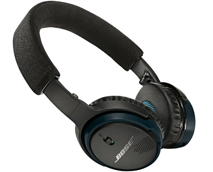 Bose SoundLink On-Ear Kopfhörer für 99,99€ inkl. VSK (statt 150€)
