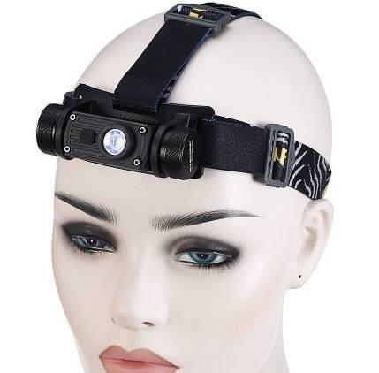 Nitecore HC60 - LED Stirnlampe mit 1000 Lumen für 38,01€ (statt 52€) - EU-Lager!