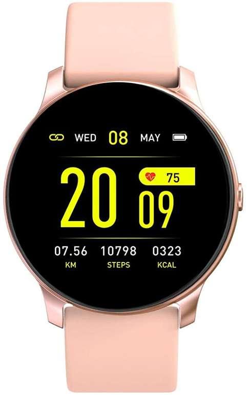 "Walmeck Fitness Armbanduhr (1,3"", Schlafmonitor) in 3 Farben für je 16,59€ inkl. Versand (statt 19€)"
