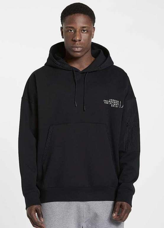 Jordan 23 Engineered Herren Fleece Pullover Hoodie in Schwarz für 67,99€inkl. Versand (statt 91€)