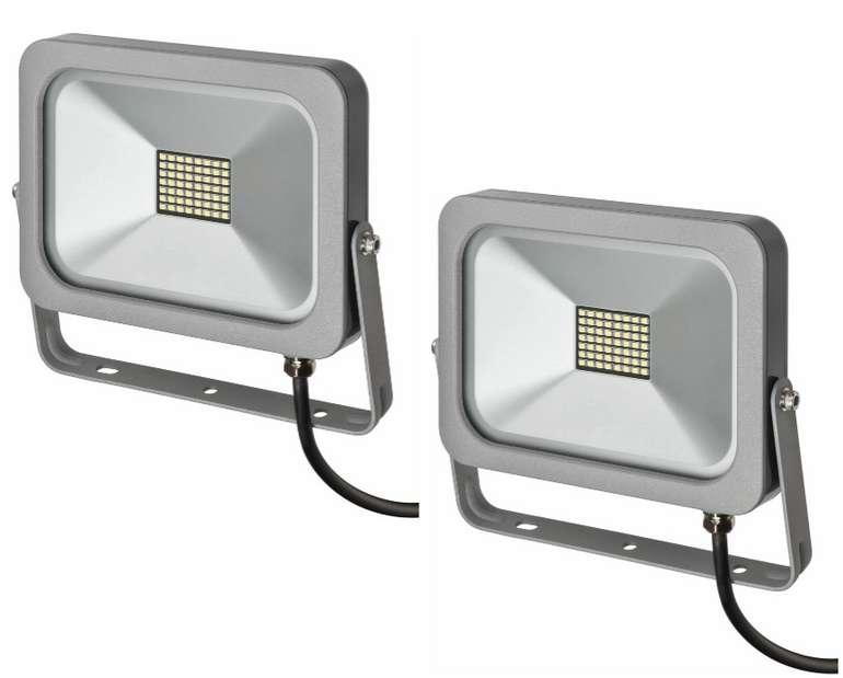 2x Brennenstuhl LED Slim Strahler (10W, 950lm) für 14,99€ inkl. Versand (statt 26€)