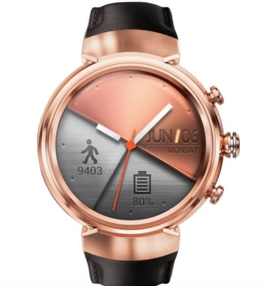 Asus Zenwatch 3 Smartwatch für 119€ inkl. Versand (statt 140€)
