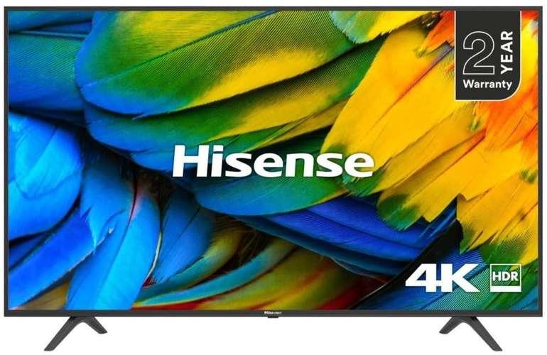 Media Markt: Bis zu 25% Rabatt auf ausgewählte Aktionsprodukte, z.B. HISENSE H 55 B 7100 LED TV für 299,02€