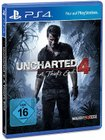 Uncharted 4 - A Thief's End (PS4) für 9,99€ (Vergleich: 17€)