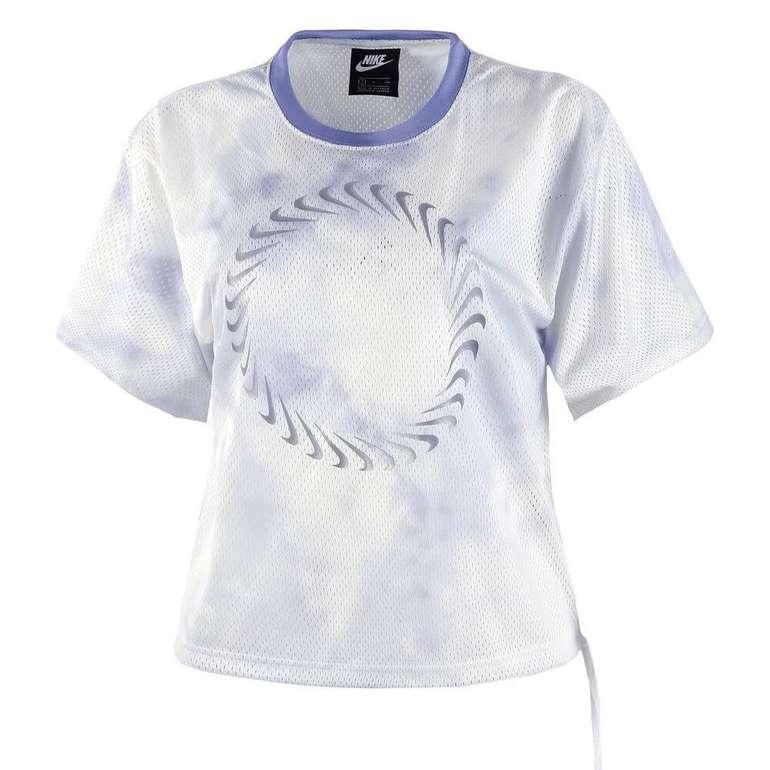 Nike Sportswear Damen T-Shirt in Lavendel für 19,95€ inkl. Versand (statt 30€)