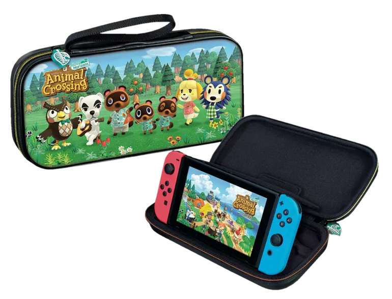 R.D.S Deluxe Transporttasche für die Nintendo Switch für 17,98€ inkl. Versand (statt 22€)