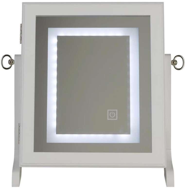 Modern Living Schmuckschrank mit LED-Beleuchtung für 26,88€ inkl. Versand (statt 31€)