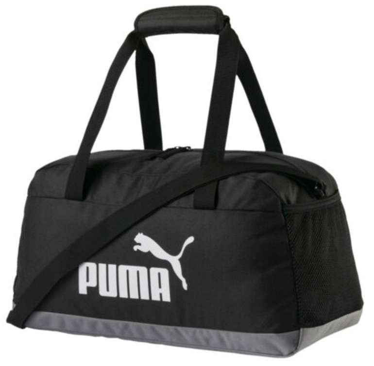 Bestpreis? Puma Phase Basics Unisex Sporttasche für 11,91€ inkl. Versand (statt 22€)
