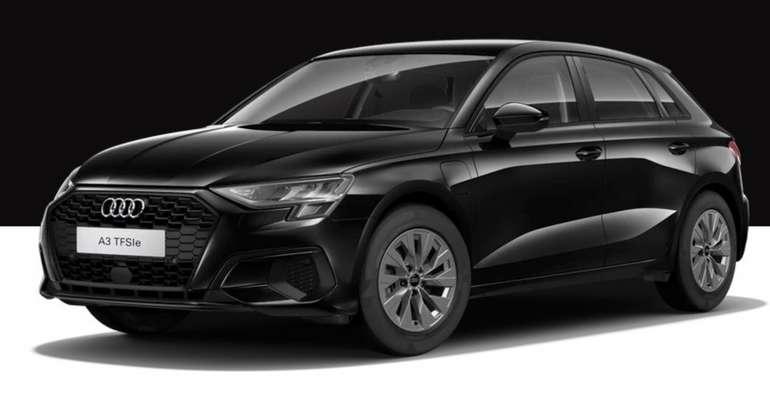 Privat- und Gewerbeleasing: Audi A3 mit 204 PS für 196€ mtl. (BAFA, LF: 0.51, Überführung: 665€)