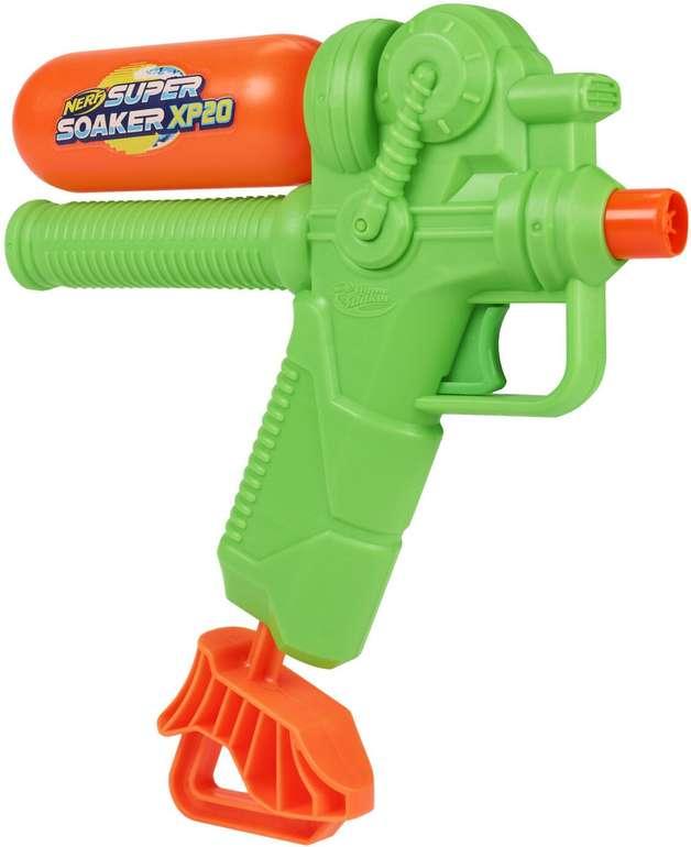 Hasbro Nerf Super Soaker XP20 Wasserblaster ab 2,99€ (statt 15€) - Thalia Club!