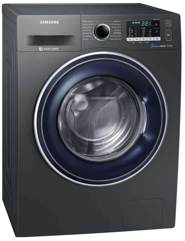 Samsung WW70J5435FX/EG Waschmaschine, 7 kg, 1400 U/Min, A+++ für 369€ inkl. Versand (statt 400€) - Newsletter!