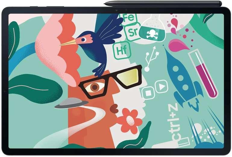 Samsung Galaxy Tab S7 FE 5G mit 64GB + Galaxy Buds+ (99€) + o2 Allnet-Flat mit 12GB LTE für 20,99€ mtl.