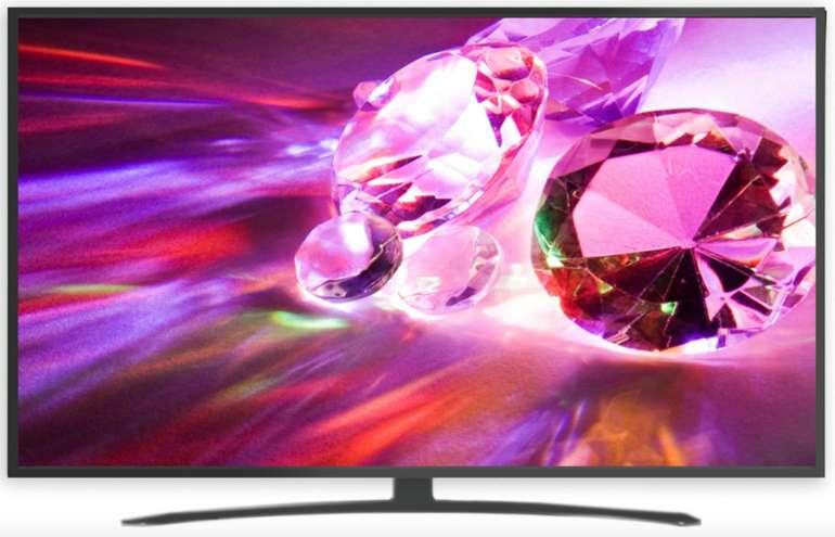 LG 65NANO917NA – 65 Zoll UHD NanoCell Fernseher mit 120 Hz für 1.399€ (statt 1.579€) + 82,25€ Superpunkte
