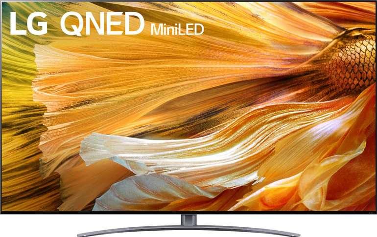 LG 75QNED919PA QLED Mini LED-Fernseher (189 cm/75 Zoll, 4K Ultra HD, Smart-TV) für 2.740,80€ inkl. Versand