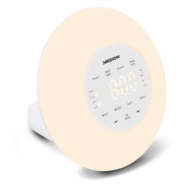 Medion Uhrenradio P66080 für 12,94€ inkl. Versand (statt 25€) - B-Ware!
