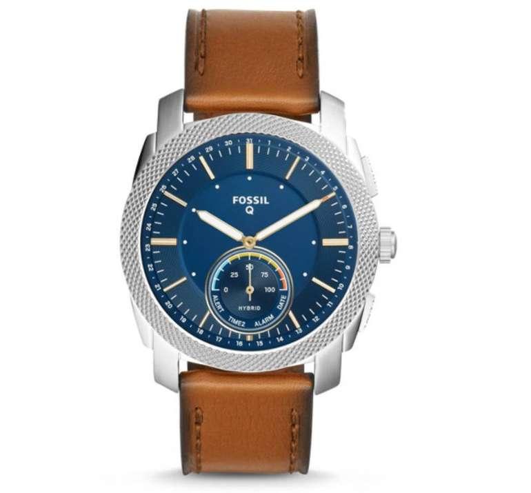 Fossil Machine Herren Hybrid Smartwatch für 70,39€ inkl. Versand (statt 94€)