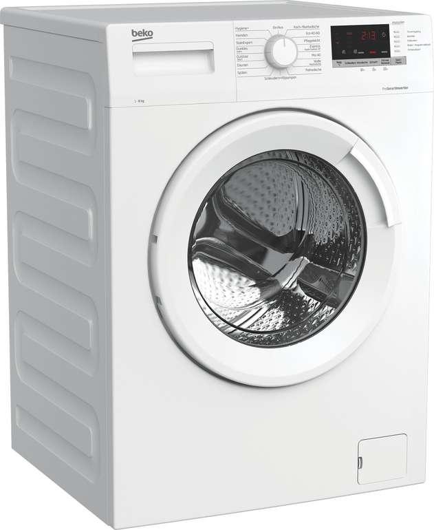 Beko WML81633NP1 8kg Waschmaschine Frontlader 1.600 U/min für 343,99€ (statt 395€)