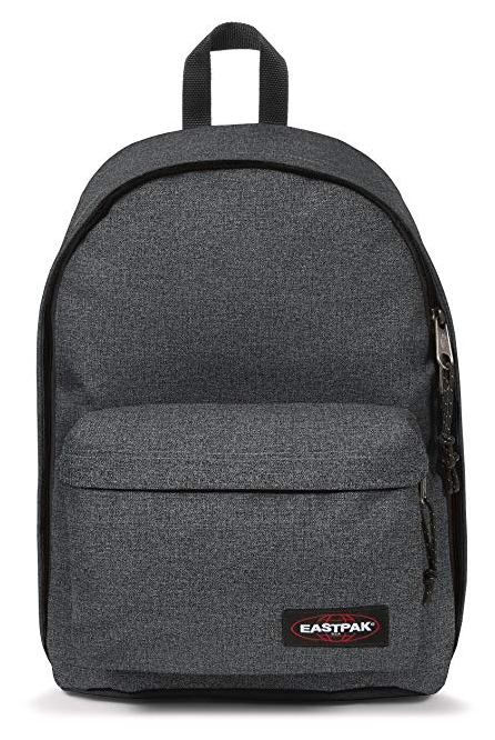 Eastpak Out of Office Black Denim Rucksack 27L für 27,19€ inkl. VSK (statt 35€)