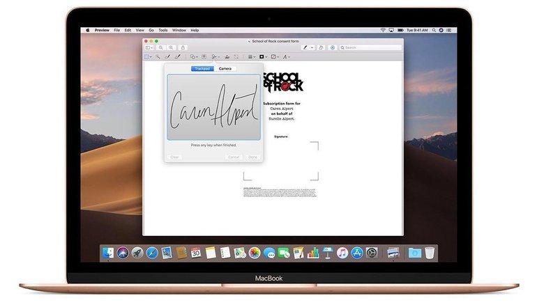 """Goldenes Apple MacBook 12"""" mit 8GB RAM und 512GB SSD (MRQP2D/A) für 999€ (Prime)"""