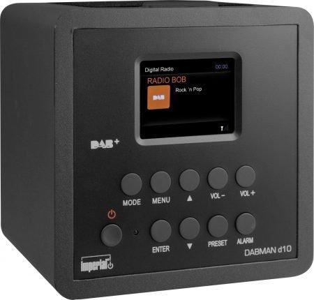 Imperial Dabman d10 Radiowecker ( DAB+, UKW, Snooze) für 49,98€ inkl. Versand