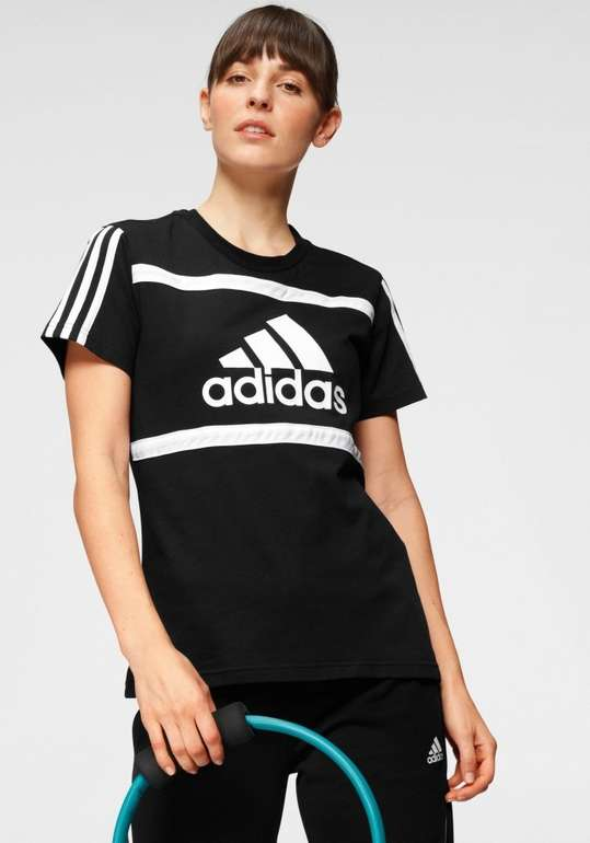 Adidas Performance Damen Colorblock T-Shirt in 3 Farben für je 19,14€ (statt 24€)