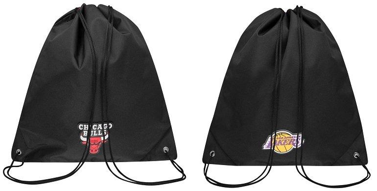 Verschiedene NBA Gym Bag Turnbeutel