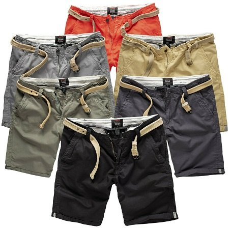 Surplus Raw Vintage Chino Herren Shorts 3.0 für 24,90€ inkl. VSK