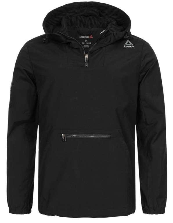 Reebok Combat Lightweight Herren Jacke in schwarz für 43,94€inkl. Versand (statt 66€) - Größe S, M