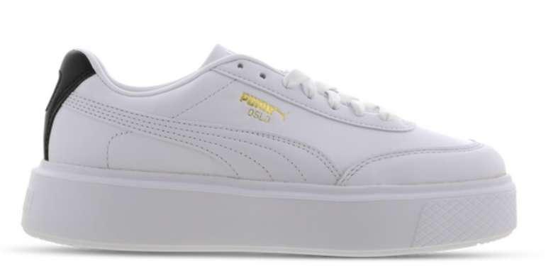 Puma Oslo Maja Damen Sneaker in Weiß für 79,99€ inkl. Versand (statt 93€)
