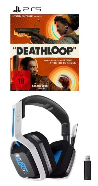 Astro Gaming A20 Headset + Deathloop (PS5) für 139,99€ inkl. Versand (statt 174€)