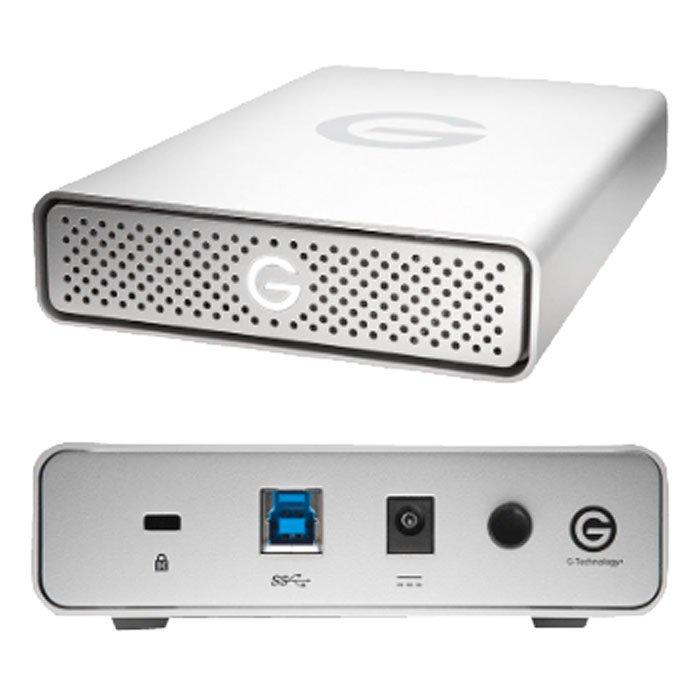 G-Technology 10TB G-DRIVE, Externe Festplatte, 3.5 Zoll für 249€ (statt 323€)