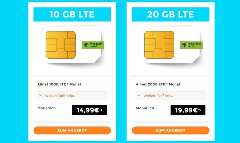 Mobilcom-Debitel Allnet-Flat