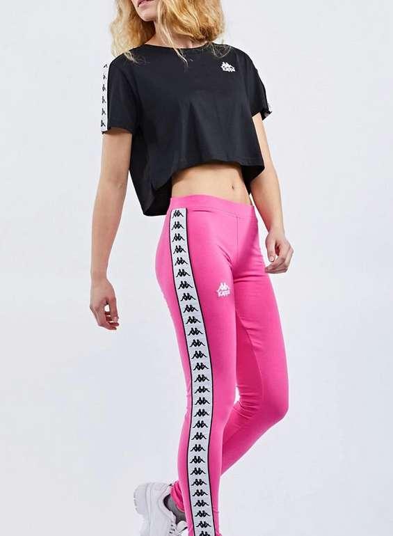 Kappa Authentic Anen Leggings in pink (XS,S) für 9,99€inkl. Versand (statt 25€)
