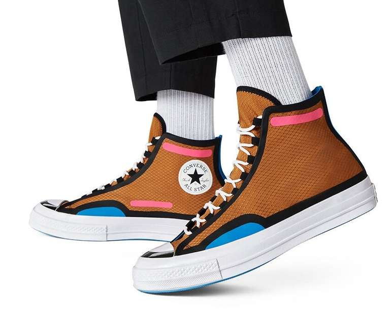 Converse Digital Terrain Chuck 70 High Top Unisex Sneaker für je 50,99€ (statt 110€)