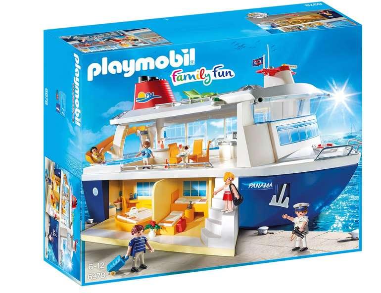 PLAYMOBIL Family Fun 6978 Kreuzfahrtschiff für 54,53€ inkl. Versand (statt 70€)