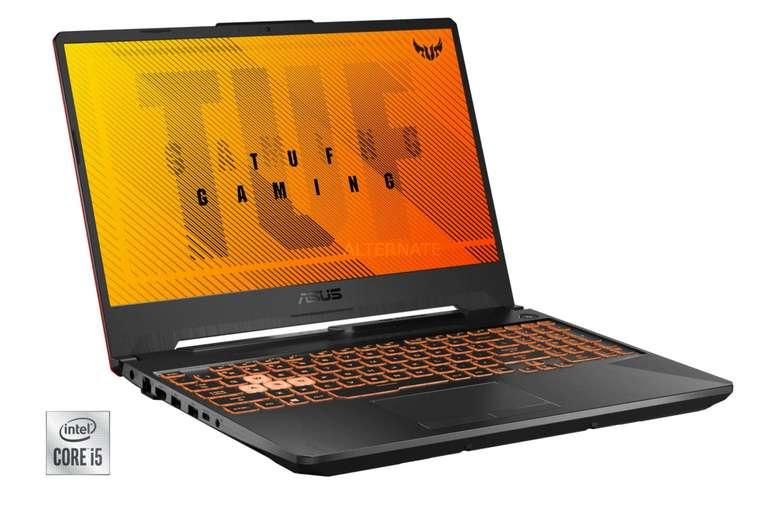 Asus TUF Gaming F15 (FX506LH-HN722) Gaming-Notebook für 599€inkl. Versand (statt 699€)