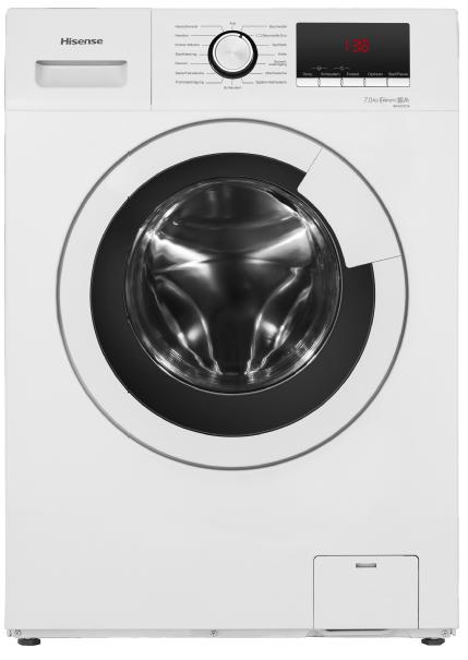 Saturn: Waschmaschinen reduziert, z.B. HISENSE WFHV 7014 Waschmaschine für 259€