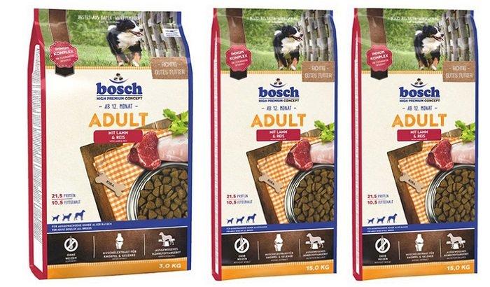 Vorbei! 50% Rabatt auf Bosch Hundefutter: 33kg für nur 32,39€