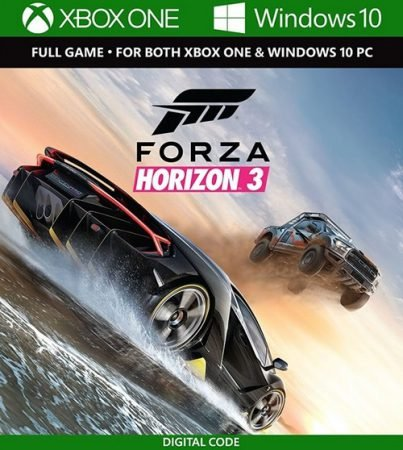 Forza Horizon 3 (Play Anywhere, PC + Xbox One) für 11,79€