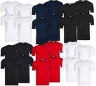 4er-Pack U.S. Polo Assn. T-Shirts (V-Neck & Rundhals) für Herren nur 27,99€