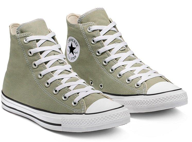 Chuck Taylor All Star Seasonal Color High Top Sneaker für 39,99€ (statt 48€) - Newsletter Gutschein!