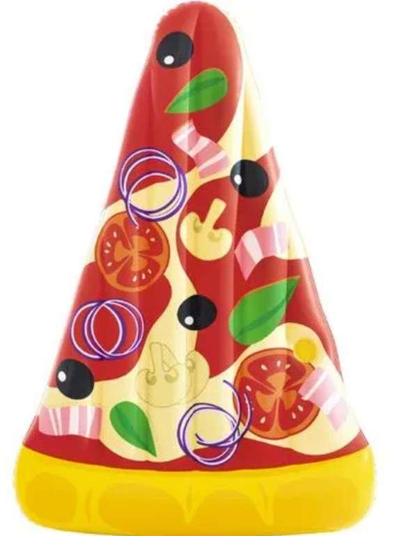 """Bestway Luftmatratze """"Pizzastück"""" (188 x 130 cm) für 7,48€ inkl. Versand (statt 13€)"""