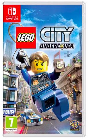 Lego City: Undercover (Switch) für 18,02€ inkl. Versand (statt 27€)