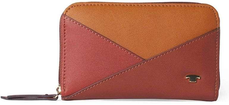 Tom Tailor Geldbörse 'Shirin Wallet' für 23,92€ inkl. Versand (statt 28€)