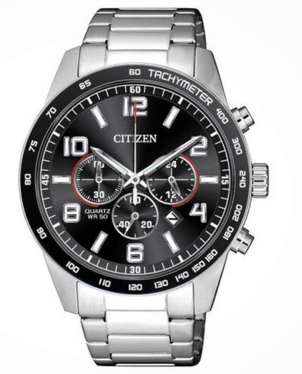"Citizen Herren Chronograph ""AN8180-55E"" für 79,20€ inkl. Versand (statt 91€)"