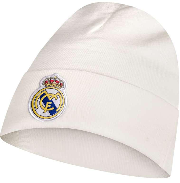 adidas Real Madrid Beanie in Weiß für 15,94€ inkl. Versand (statt 24€)