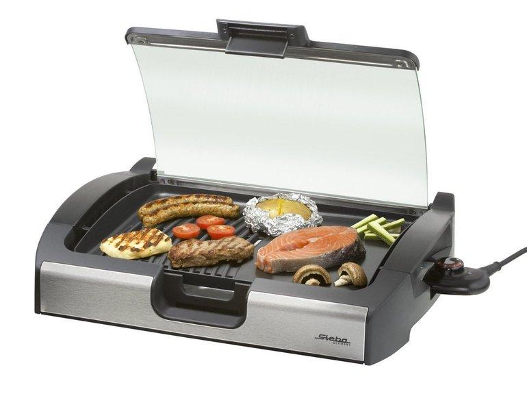 Steba VG 200 Barbecue Elektrogrill für 60,53€ inkl. Versand (statt 68€)