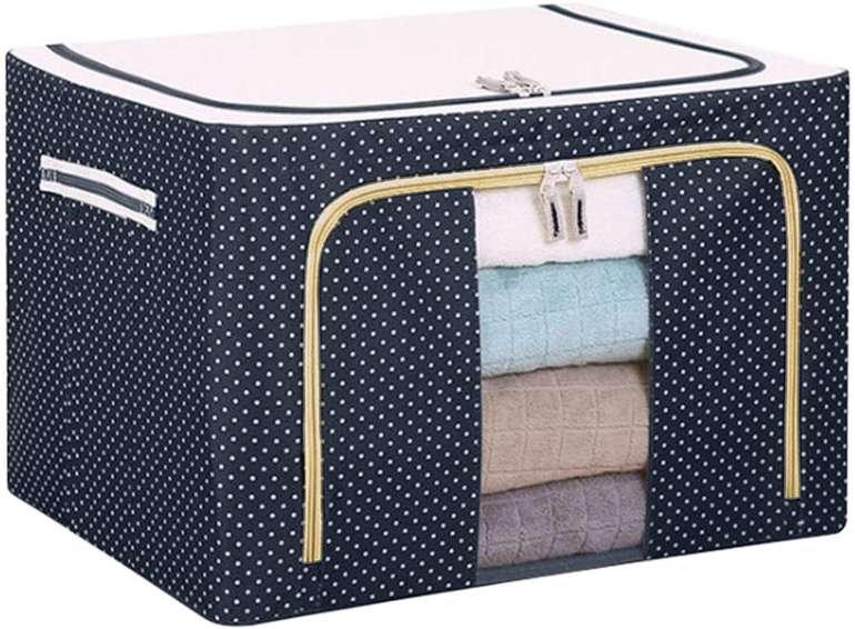 Huyuri Aufbewahrungsbox (40 x 20 x 30 cm) in 8 Farben für je 9,99€ inkl. Versand
